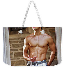 Looking For Light Weekender Tote Bag