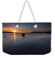 Looking For Night Weekender Tote Bag by Edgar Laureano