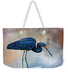 Looking For The Catch Of The Day Weekender Tote Bag by Cyndy Doty