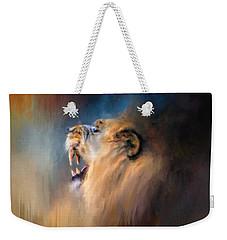 Looking For The Dentist Weekender Tote Bag by Jai Johnson