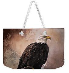 Looking Forward - Eagle Art Weekender Tote Bag