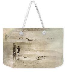 Looking Forward Looking Back Weekender Tote Bag