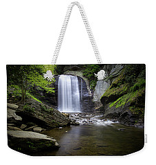 Weekender Tote Bag featuring the photograph Looking Glass No. 11 by Ben Shields