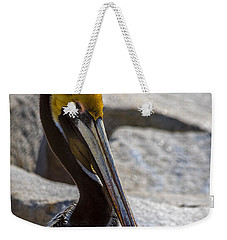 Looking Good Weekender Tote Bag by Marvin Spates