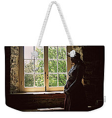Looking Out Of The Window Weekender Tote Bag