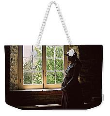 Looking Out Of The Window Weekender Tote Bag