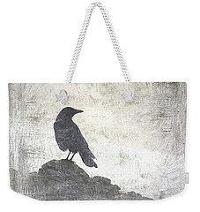 Looking Seaward Weekender Tote Bag by Carol Leigh