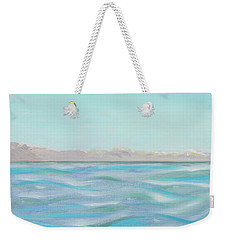 Looking South Tryptic Part 1 Weekender Tote Bag