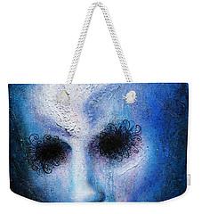 Looking Through The Darkness Weekender Tote Bag