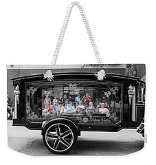 Looking Through The Glass Carriage Weekender Tote Bag