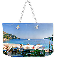 Looking To Dine Out Weekender Tote Bag