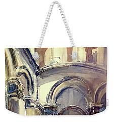Looking Up At Lucca Weekender Tote Bag
