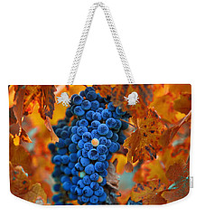 Weekender Tote Bag featuring the photograph Looking Within by Lynn Hopwood