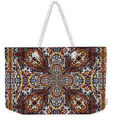 Looks Like A Persian Rug Weekender Tote Bag