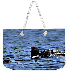 Loon Pan Weekender Tote Bag
