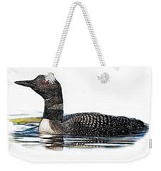 Loon Weekender Tote Bag