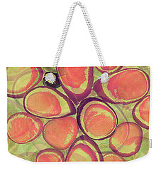 Loopy Dots #13 Weekender Tote Bag