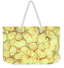 Loopy Dots #3 Weekender Tote Bag