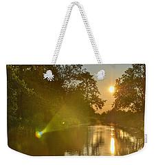 Loosdrecht Lensflare Weekender Tote Bag
