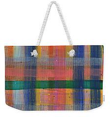 Loose Thread Weekender Tote Bag