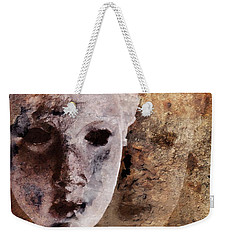 Loosing The Real You Behind The Mask Weekender Tote Bag
