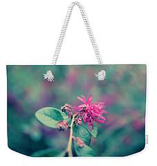 Lorapetalum Weekender Tote Bag