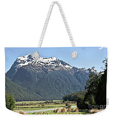 Lord Of The Rings Locations, New Zealand Weekender Tote Bag