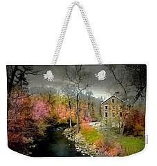 Lorillard Mill Weekender Tote Bag