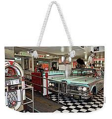 Loris Diner In San Francisco Weekender Tote Bag