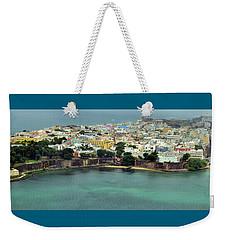 Los Colores De Mi Patria Weekender Tote Bag