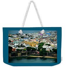 Los Colores De Mi Patria II Weekender Tote Bag