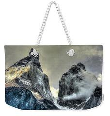 Los Cuernos-the Horns Weekender Tote Bag