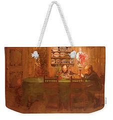 Los Deberes 1898 Weekender Tote Bag
