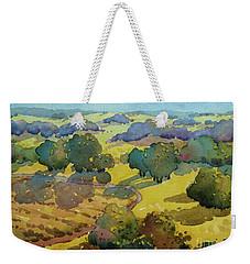 Los Olivos Impression Weekender Tote Bag