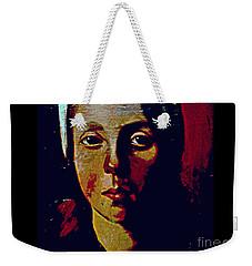 Lost Artist Weekender Tote Bag