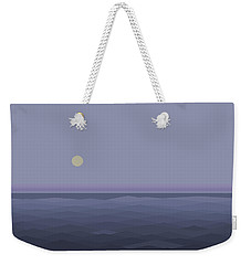 Lost At Sea - Square Weekender Tote Bag