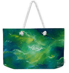 Lost At Sea Weekender Tote Bag