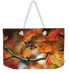 Lost Autumns Beauty 6570 Ldp_2 Weekender Tote Bag