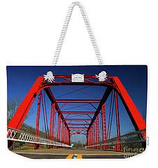 Lost Bridge Weekender Tote Bag