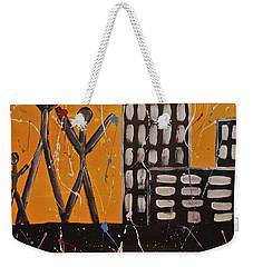 Lost Cities 13-002 Weekender Tote Bag by Mario Perron