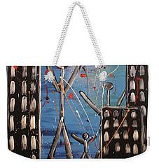 Lost Cities 13-003 Weekender Tote Bag by Mario Perron