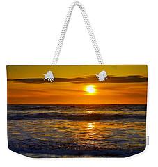 Lost Coast Sunset Weekender Tote Bag