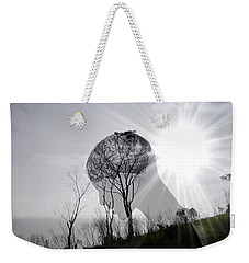 Lost Connection With Nature Weekender Tote Bag by Paulo Zerbato