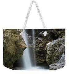 Lost Creek Falls  Weekender Tote Bag by Rod Wiens