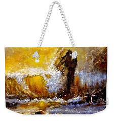 Lost In A Sunset.. Weekender Tote Bag