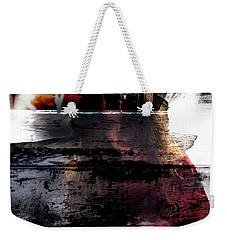 Lost In Her Thoughts Weekender Tote Bag