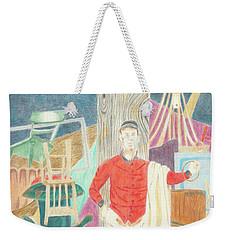 Lost In Millwood Weekender Tote Bag
