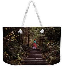 Lost In Nature Weekender Tote Bag