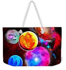 Lost In Space - Nebula 3 Weekender Tote Bag