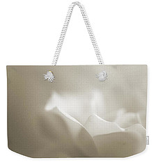 Weekender Tote Bag featuring the photograph Lost In Tenderness by The Art Of Marilyn Ridoutt-Greene